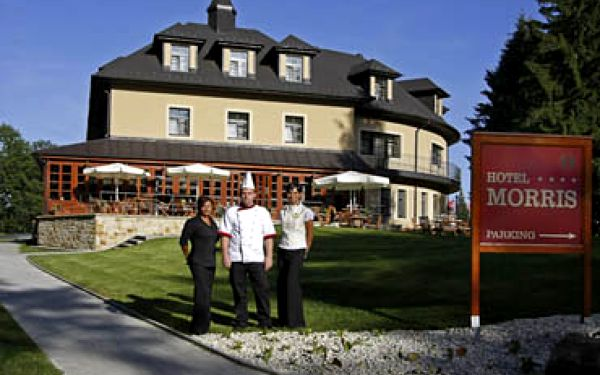 POBYT pro 2 v lázeňském golf hotelu Morris**** Mariánské Lázně