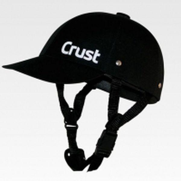 Máte rádi in-line bruslení a jezdíte bez helmy? Designová vyztužená čepice CRUST Simply Black je ideální ochranou hlavy!