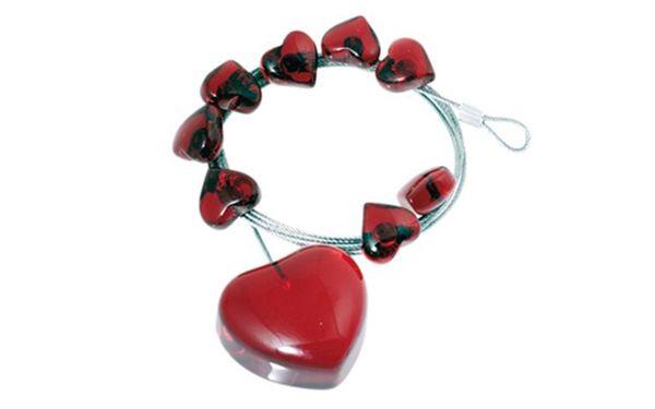 SOUTĚŽ o valentýnský dárek - srdíčkový přidržovač vzkazů! Vyhrajte i bez peněz! Každý den vám přineseme něco zadarmo!