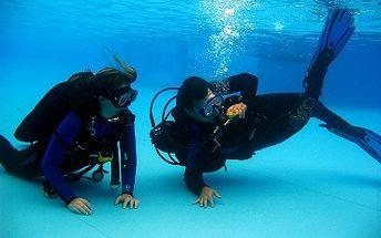 Zažijte pocity opravdových potápěčů a udělejte svůj první ponor se zkušeným instruktorem. Ochutnávka potápění v Mladé Boleslavi nyní jen za 660Kč! Zažijte krásné pocity dlouhých ponorů a vyzkoušejte si potápění s přístrojem!