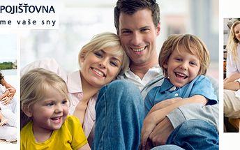 Bezkonkurenční sleva na havarijní pojištění, povinné ručení a asistenční služby.