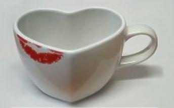 SOUTĚŽ o valentýnský dárek - Zamilovaný hrnek! Vyhrajte i bez peněz! Každý den vám přineseme něco zadarmo!