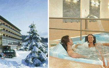 Wellness pobyt na 2 noci pro 2 osoby s romantickou večeří při svíčkách a neomezeným vstupem na wellness, fitness a saunu, jen za 3200 Kč !! Udělejte si výlet na Šumavu do OREA Hotelu Špičák a ušetřete 56% !!