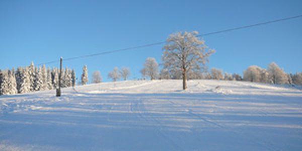 Lyžařský vlek Mariánská hora Vás zve na celodenní lyžování za neskutečných 120 Kč!