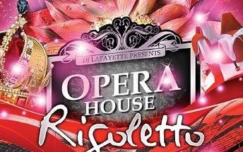 Pozor akce již tento pátek! Získejte VSTUP na legendární párty Opera House DJ LAFAYETTA v klubu Mecca, DRINK na párty a CD DJ Lafayetta za bezkonkurenčních 125 Kč. Zažijte párty svého života s neopakovatelnou slevou 64%!!!