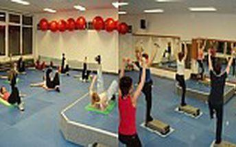 1 x lekce ZUMBY + 2 x lekce podle vašeho výběru 1 x ZUMBA + 2 x lekce z výběru (aerobic + posilování, pilates, powerjóga, posilování na stepech, cvičení na fitbalech )