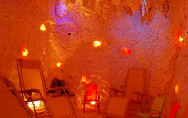 Solná Jeskyně Orchidea