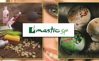 Dopřejte si to nejlepší na trhu! Voucher k nákupu luxusní kosmetiky Mastic Spa v hodnotě 500 Kč dle vlastního výběru! Stačí vyzkoušet jen jednou a sami pochopíte!