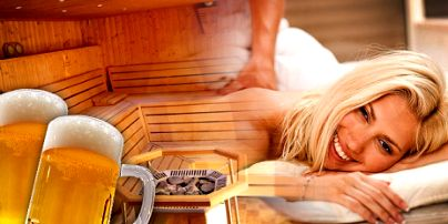 Sauna Klub ve Finské