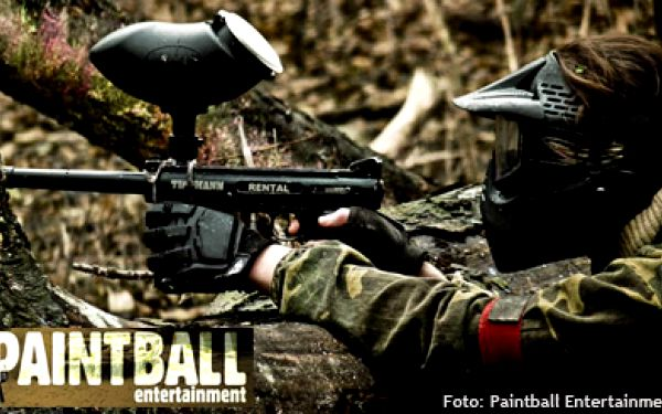 199 Kč (běžná cena 450 Kč) za all inclusive paintball akci pro 1! Vstup, kompletní vybavení včetně zbraně, 150 kuliček a prostor o rozloze 13 500 m2 už na vás čeká v Paintball Entertainment kousek od Prahy!