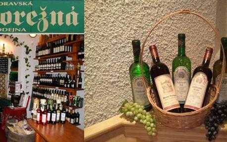 5 unikátních lahví vína vinaře z Bavor za neuvěřitelnou cenu!