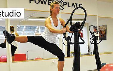 Power plate s 50% slevou v Power Plate studiu Zlín. 3 lekce na cvičení na výjimečném zařízení pro vibrační trénink.