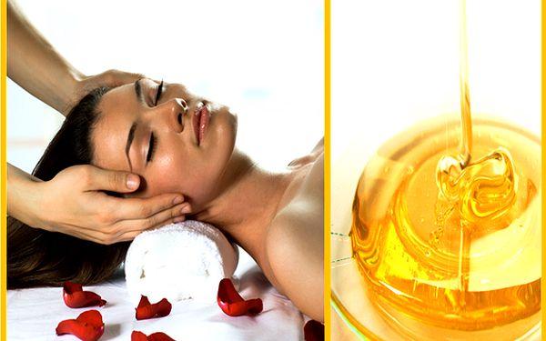 Vyberte si sami masáž podle Vašich potřeb! Za 30 – 40 minut medové masáže, klasické relaxační masáže nebo antistresové indické masáže hlavy a obličeje zaplatíte vždy jen 199,- Kč! Budete-li pociťovat bolest krku a šíje, můžete si zvolit dvě 20minutové mas