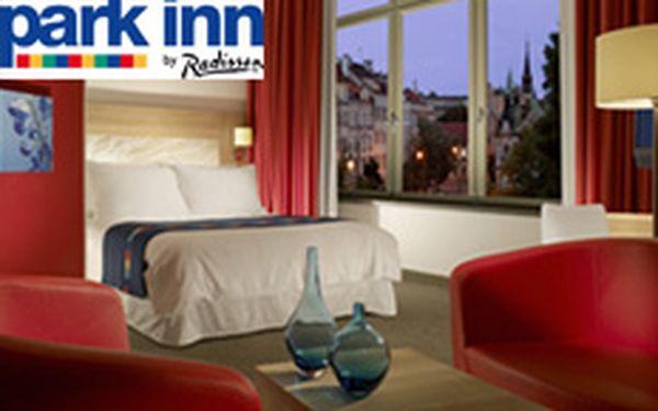 1500 Kč za noc plné romantiky v Hotelu Park Inn****