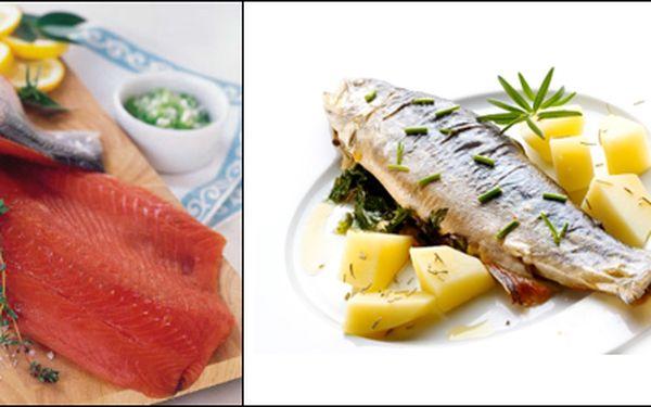Vyhlášená restaurace Rybářská bašta vás zve za neskutečných 199Kč (pro DVĚ osoby) na všechny pokrmy z ryb a mořských plodů a to od předkrmů, polévek, hlavního jídla včetně příloh v hodnotě 400Kč! Vyberte si z pestré nabídky rybích pokrmů restaurace Rybářs