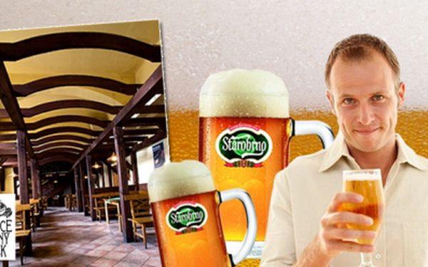 """Využijte skvělé nabídky na """"Nabitou kartu"""" do vyhlášené staročeské pivnice Masný růžek! Nabitá karta v hodnotě 370 Kč za 199 Kč! Přijďte kolikrát chcete, točené pivo a speciality kuchyně jsou pro Vás připraveny každý den!"""