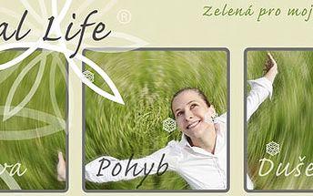 Super akce!!! Začněte nový život v novém těle!!! Bojujete neustále s přebytečnými kilogramy a sami na to již nestačíte? S námi zhubne každý! Využijte jedinečnou příležitost a změňte svůj život s 50 % slevou na 4 lekce programů Redukce nebo Vital life !!!