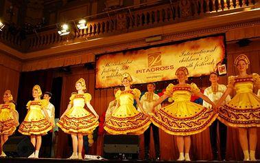 """Zúčastněte se Gala koncertu mezinárodního hudebního festivalu """"Ohňostroj talentů"""" v Městské knihovně v Praze! Nenechte si ujít UNIKÁTNÍ TANEČNÍ A HUDEBNÍ VYSTOUPENÍ DĚTSKÝCH SOUBORŮ z CELÉHO SVĚTA! Získejte vstup s 67% SLEVOU a to za pouhých 50 Kč!!"""