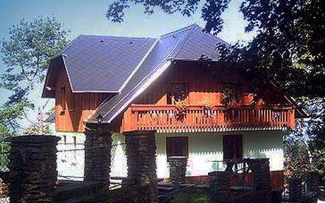 Jen 1140 Kč za 2 noci pro 1 - 6 osob v apartmánech na Šumavě. Užijte si odpočinkový víkend s rodinou či přáteli v krásné šumavské přírodě se slevou 40%!