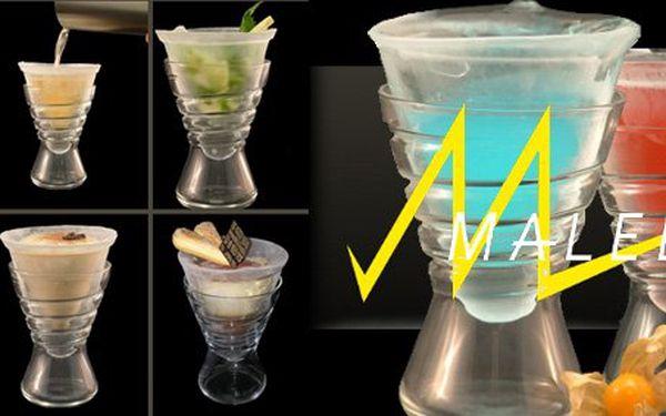 100 Kč za voucher v hodnotě 200 Kč na nákup ledových drinků v baru Maleda. Teplé barvy i vynikající chuť nápojů podávána v jedinečném stylu. Mrazivá sleva 50%.
