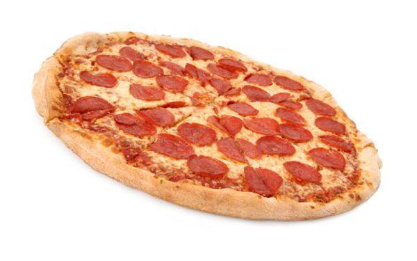 Akce pizza 1 + 1 zdarma! 129 Kč místo 260 Kč za dvě pizzy dle vlastního výběru! Zakousněte se do šunkové, salámové, slaninové nebo capriciosa! Kupony platí do konce roku!