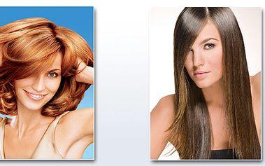 Výhodný balíček kadeřnických služeb pro dlouhé vlasy! STŘIH + FOUKANÁ + STYLING. Nechte se hýčkat profesionály ve svém oboru za bezkonkurenční cenu!