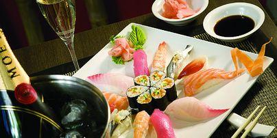 Japonská restaurace Samurai