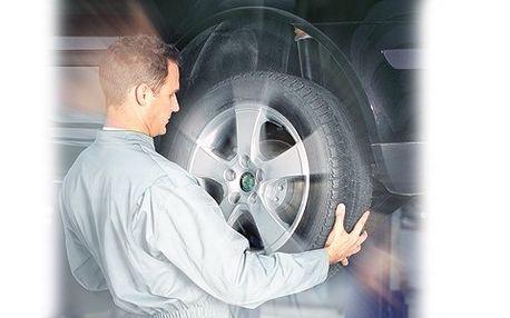 Přezutí pneumatik včetně vyvážení a k tomu ještě servisní prohlídka brzd a podvozku zdarma! Čas přezutí pneumatik se blíží a tak neváhejte dlouho!