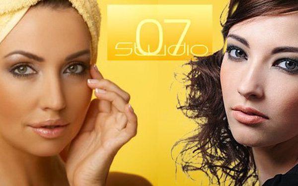 499 Kč za permanentní make-up Studia 07 v hodnotě 1000 Kč. Obočí, rty nebo oční linky, každý den dokonalá se slevou 50%.