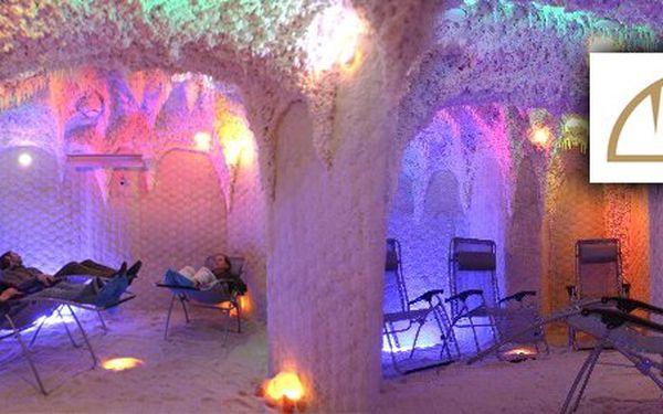 130 Kč za DVA vstupy do Solné jeskyně Trojská. Sůl z Mrtvého moře, výrazné zdravotní účinky i vyhřívaná podlaha se slevou 50%.