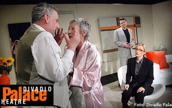 235 Kč (běžná cena 390 Kč) za vstupenku nejlepší kategorie na komedii Dohazovač s Kateřinou Brožovou v hlavní roli dne 18. 3. 2011 v Divadle Palace!