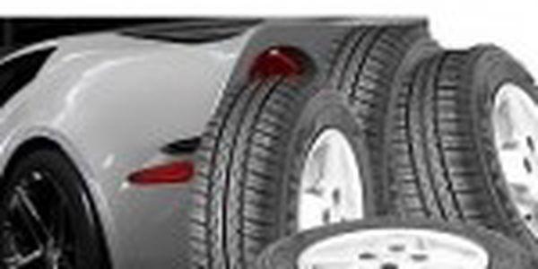 Přezutí pneumatik a kompletní pneuservis včetně vyvážení. Jako bonus pro vaše auto je v ceně zahrnuta kontrola brzd, čepů a podvozku a to vše za super cenu 299 Kč.