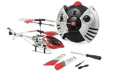 Překvapení pro začínající milovníky letadel na dálkové ovládání - vrtulník se skvělým výkonem a snadným ovládáním!