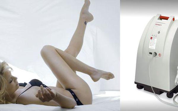 Sleva 54% na ošetření pomocí přístroje Oxy-Cosmetics. Pomáhá proti silné únavě, stresu či kouření. Vyzkoušejte kyslíkovou mezoterapii po dobu 1,5 hodiny jen za 599 Kč.