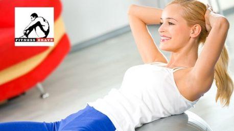 6x VSTUP DO FITNESS jen za 285 Kč. Zacvičte si pod dohledem profesionálů vklidném rodinném prostředí BRAVO Fitness smimořádnou 50% slevou.