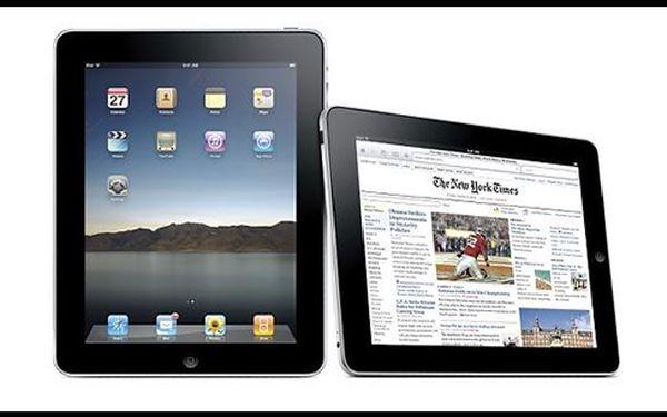 Soutěž o Apple iPad 64 GB WI-FI 3G ... Získejte ho tedy zcela zdarma!!!
