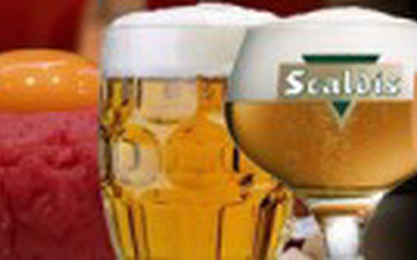 1000 Kč za konzumaci v hodnotě 4000 Kč v restauraci SVĚT PIVA! - Sleva 75%!!! Platnost kupónu do 30.12.2011 !!