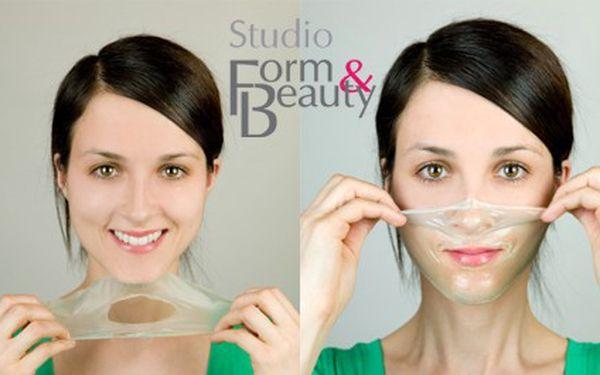 REVOLUČNÍ mikro-gelová maska z MOŘSKÝCH MEDÚZ pro všechny typy pleti. 45 minut regenerace obličeje a dekoltu s viditelnými účinky za pouhých 499 Kč. Navíc 50% sleva na VEŠKERÉ služby při další návštěvě.