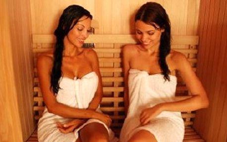 Skvělých 199 Kč za 2 vstupy po 30 min. do infrasauny (3x účinější než běžná sauna) + 2x zábal problémových partií na hubnutí. To vše v nově zrekonstruovaném studiu SLIM BODY. Zhubněte a posilte imunitní systém se slevou 50%!