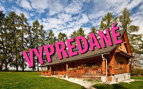Vymeňte stres a mestský ruch za rajskú prírodu! 2 noci pre 2 osoby v Národnom parku Slovenský raj s raňajkami a jazdou na koni s 50 % zľavou teraz len za 54 € na Ranči u Trapera!