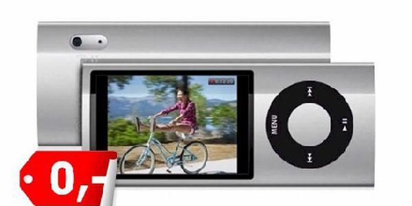 POZOR: Soutěž!!! 8GB Mp4 přehrávač 5. generace ZDARMA. Zakupte si kupon a zúčastněte se soutěže o hl. cenu Mp4