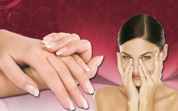 Komfortní ošetření rukou za super cenu 159 Kč! Lázeň, zapilování nehtů, ošetření, peeling, masáž a parafínový zábal, který prohřeje, zvláční a uleví od bolesti kloubů! To vše se slevou 55%!