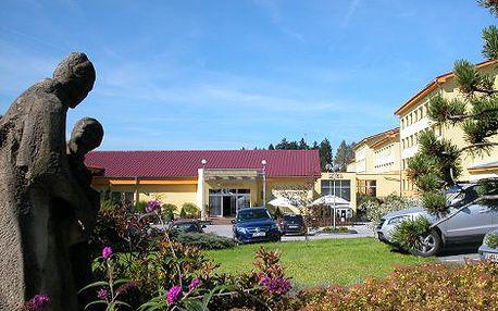 3 489 Kč místo 7 120 Kč za třídenní WELLNESS & SPA pobyt pro DVA ve Wellness Hotelu Frymburk na břehu Lipna! Balíček ubytování se snídaní, medovou masáží, neomezeným vstupem do aquaparku s vířivkou a fitness, vstupem do saunového světa, solné jeskyně aj.!