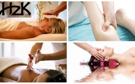 Zažijte skutečnou relaxaci! Vybírejte jednu ze sportovní, rekondiční nebo relaxační masáže (60 minut) za pouhých 349 Kč! Navíc léčivá energie REIKI, která Vás uvolní a zbaví toxických látek během masáže jako BONUS!!