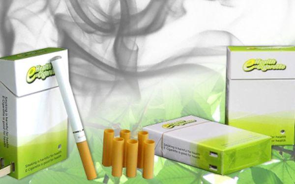 Kuřáci pozor! Stále se Vám nedaří přestat kouřit? Nyní to bude mnohem jednodušší! Pořiďtě si elektronickou cigaretu, která Vám tu pravou nahradí ve všech směrech! Elektronická cigareta za 199 Kč!
