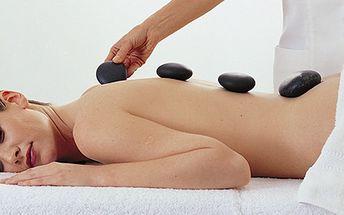 SOUTĚŽ! O masáž horkými lávovými kameny v délce 30 minut! Vyhrajte i bez peněz! Tentokrát výherce vylosujeme za dva dny!