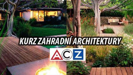 Toužíte po inspiraci jak naložít se svou vlastní zahradou, ale nechcete platit za drahého zahradního architekta? Navrhněte si ji jednoduše sami a přihlašte se do našeho kurzu zahradní architektury!! Neváhejte, k dispozici je pouze 6 volných míst!!