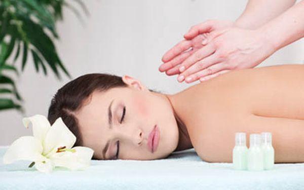 Poznejte hloubku relaxace a blahodárné účinky aromaterapie - Aromaterapeutická masáž (30 minut) v salonu Kosmetika – Masáže jen za 80 Kč, nyní se slevou 60%.
