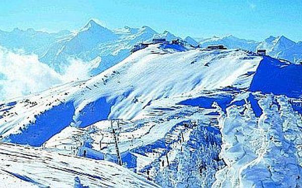 Jen 4,335,- za 4 dny alpských radovánek pro DVA s polopenzí