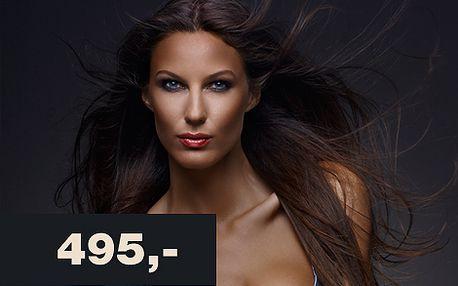 Kadeřnictví Eva si Vás dovoluje pozvat na střih, foukání a melírování jen za 495,- sleva 65%! [Limitovaná nabídka pouze 200 poukazů]